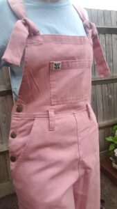Lucy & Yak Dungarees